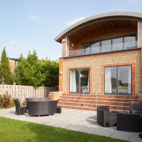 New Build Terrace, Norfolk